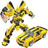 Gudi Bumblebee Roboter Transformator Baustein Bausteine Kinder Spielzeug 225pcs