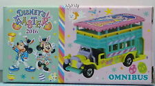 Tokyo Disney Resort Vehicle Collection OMNIBUS Easter 2016  , hok