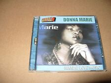 Donna Marie - Reggae Love Music cd 18 tracks 2002