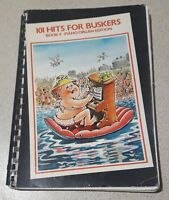 Vintage 101 Hits For Buskers Book 4 Piano/Organ Edition