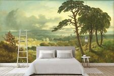 3D Landscape Oil Painting Wallpaper Wall Murals Removable Wallpaper 526
