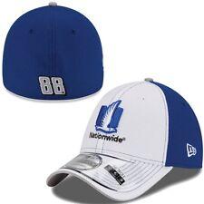 Dale Earmhardt Jr New Era #88 Nationwide Insurance Driver Fitted Hat White