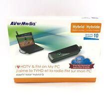 AVerMedia AVerTV Volar Hybrid Q TV Tuner - Functions: TV Tuning, Video Complete