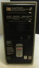 Compaq Presario SR2020NX Desktop Tower PC Computer - AMD Athlon 64, GeForce 6150