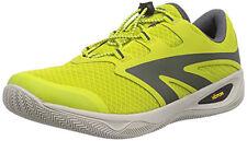 Hi-Tec Running Trainers Rio Race V-Lite Vibram Mesh Toggle Mens Hiking Sneakers