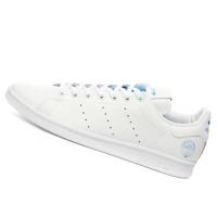ADIDAS MENS Shoes Stan Smith - White & Bluebird - FV4083