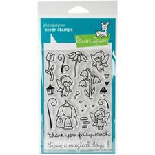 Lawn Fawn Fairy Friends Clear Stamps LF1057