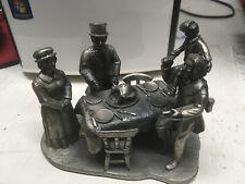 "The Tudor Mint A Christmas Carol ""Happy Endings"" pewter figurine"