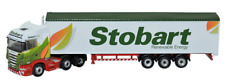 Oxford Diecast NSHL02WF Scania Highline Walking Floor Stobart Biomass N Gauge