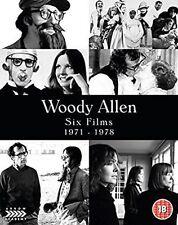 Woody Allen Six Films 1971 - 1978 Blu-ray