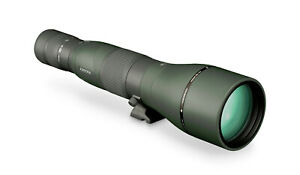 Vortex Razor HD 27-60x85mm Straight Spotting Scope with stay-on case. New. RRP