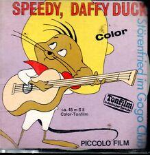 SPEEDY, DAFFY DUCK -  piccolo -film Super 8 Ton Film - 45 m