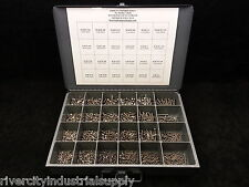 Button Socket Head Cap Screw / Allen Bolt Assortment / Kit 18-8 Stainless Steel