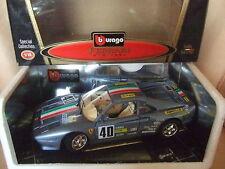 FERRARI 288 GTO EVOLUZIONE # 40 blau 84 BBURAGO 1:18 NEU