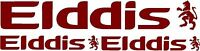 ELDDIS CARAVAN  DECALS STICKERS CHOICE OF COLOURS CAN BE MADE IN MOST SIZE #004