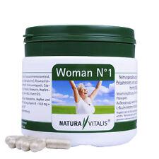 NATURA VITALIS® WOMAN NO.1 400 KAPSELN SOJA ISOFLAVONE