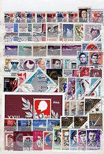 Lot  Sowjetunion  o - aus Nr. 3154-3217  ( 1965/66 ) -  KW 32,-- €  ( 31583 )