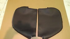 Harley Davidson Lower Fairing Covers No peg cut out - Road Glide w turn signals