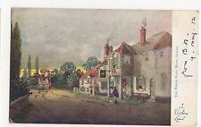 Surrey, The White Art, Hook Tuck 1350 Postcard, A519