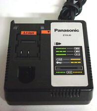 Panasonic New Genuine EY0L80 Charger Repl EY0110 EY0230 for EY9L40 EY9L80 EYFB30