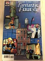 Fantastic Four #4 Yancy Street Variant VF-NM