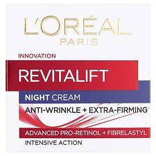 L'OREAL Revitalift Night Cream 50ml Anti-Wrinkle Extra Firming SEALED