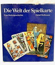 Nachschlagewerk - Die Welt der Spielkarten - Eine Kulturgeschichte - TOP