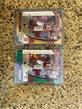 2020 Prizm Draft Rookie Tua Tagovailoa 2 Card Lot #58/149 And #166/199
