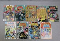 DC Batman and the Outsiders 5 13 17 18 19 20 21 22 Comic Book Lot of 9