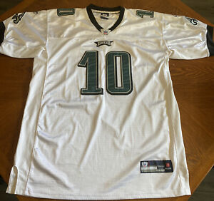 DeSean Jackson Philadelphia Eagles Stitched NFL Football Reebok Jersey Size 52
