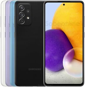 "Samsung Galaxy A72 128GB 6GB RAM SM-A725M/DS (FACTORY UNLOCKED) 6.7"" 64MP"