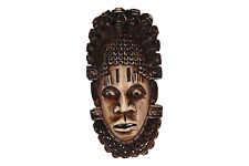 An unusual wall mask Tribal Resin