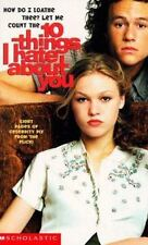 10 Things I Hate about You by Scholastic, Inc. Staff