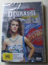 DEGRASSI JUNIOR HIGH - SEASON 2 dvd NEW SEALED teen interest REGION 4 tv show