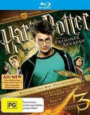 Harry Potter And The Prisoner Of Azkaban (Blu-ray, 2010, 2-Disc Set)