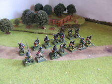 FLINTLOQUE NAPOLEONIC SLAUGHTERLOO ORC ARMY RIFLES VG PAINTED WARGAMES