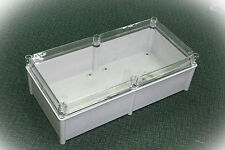 Uriarte Safybox CA-63A Polyester Box with Clear Lid 540x270x205mm