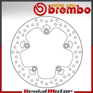 Brake Disc Fixed Brembo Oro Rear Bmw R 1200 Gs Adventure 1200 2014 > 2016