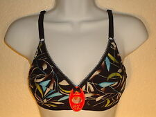 ITEM #7031: 40A BRAND NEW BRA, SOFT PADDED, NO UNDERWIRE, DOUBLE HOOK LOCK