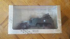 Atlas Editions 1/43 Multiple Gun Motor Carriage M16 Military Model *UNOPENED*