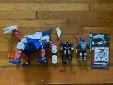 Hasbro Transformers WFC Figure Lot Sky Lynx Rotorstorm Deep Cover