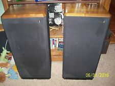 VINTAGE (1990's) PAIR  Acoustic Research 94Sx Speakers EXC- w/grills RE-FOAMED
