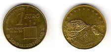 St-Laurent-du-Var, 1 euro, 1998 - Euros temporaires des villes