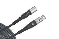 D'Addario Custom Series 25' Microphone Lead XLR/XLR Lifetime Warranty PW-M-25