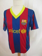 Maillot de football vintage FC Barcelone David VILLA N° 7 Taille 8 ans