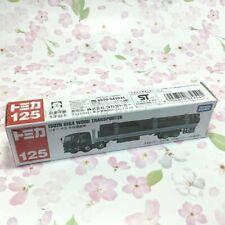 Takara Tomy Tomica No.125 Long Type Isuzu Camion Timber Giga 79541 Japon