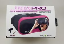 VR Tzumi Dream Vision Pro Virtual Reality Smartphone  iOS/Android Ready PINK New