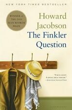 The Finkler Question: A Novel ( Jacobson, Howard ) Used - Good