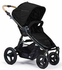 Bumbleride Era Compact Infant Compatible Reversible Seat Stroller Matte Black