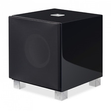 REL Acoustics T/9i Subwoofer, 10 inch Front-Firing Driver, Arrow wireless port,